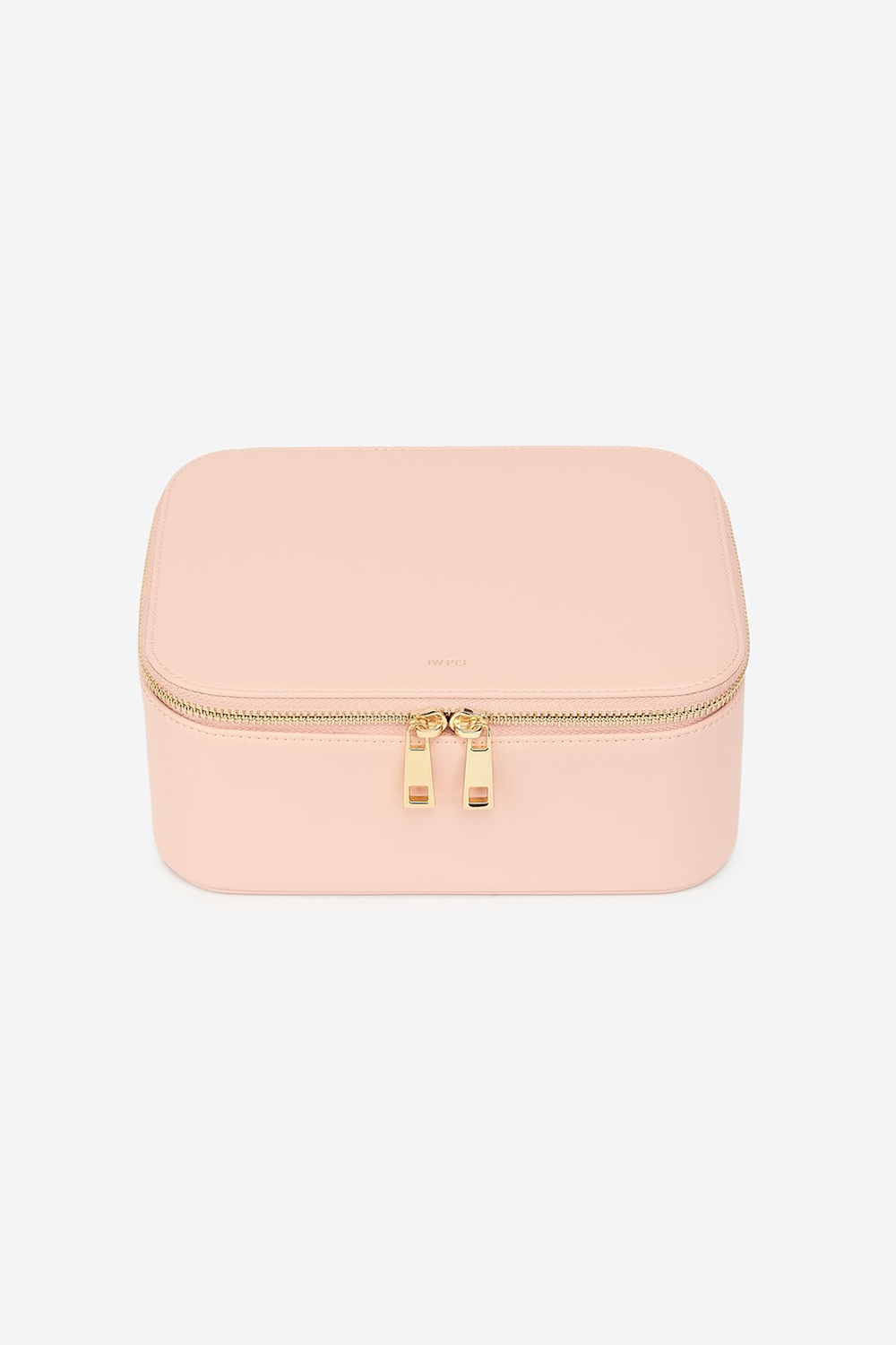 Elle Beauty Case in Blush
