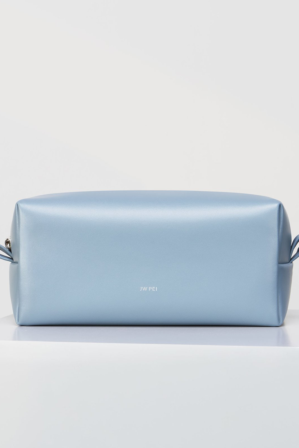 The Makeup Bag in Light Blue