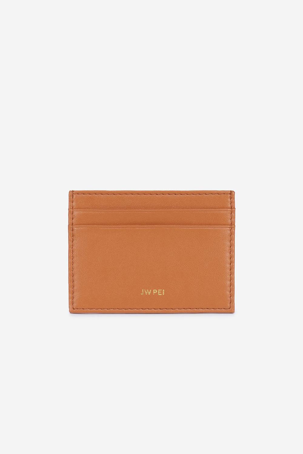 The Card Holder in Tan