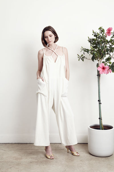 Zero Waste Jumpsuit