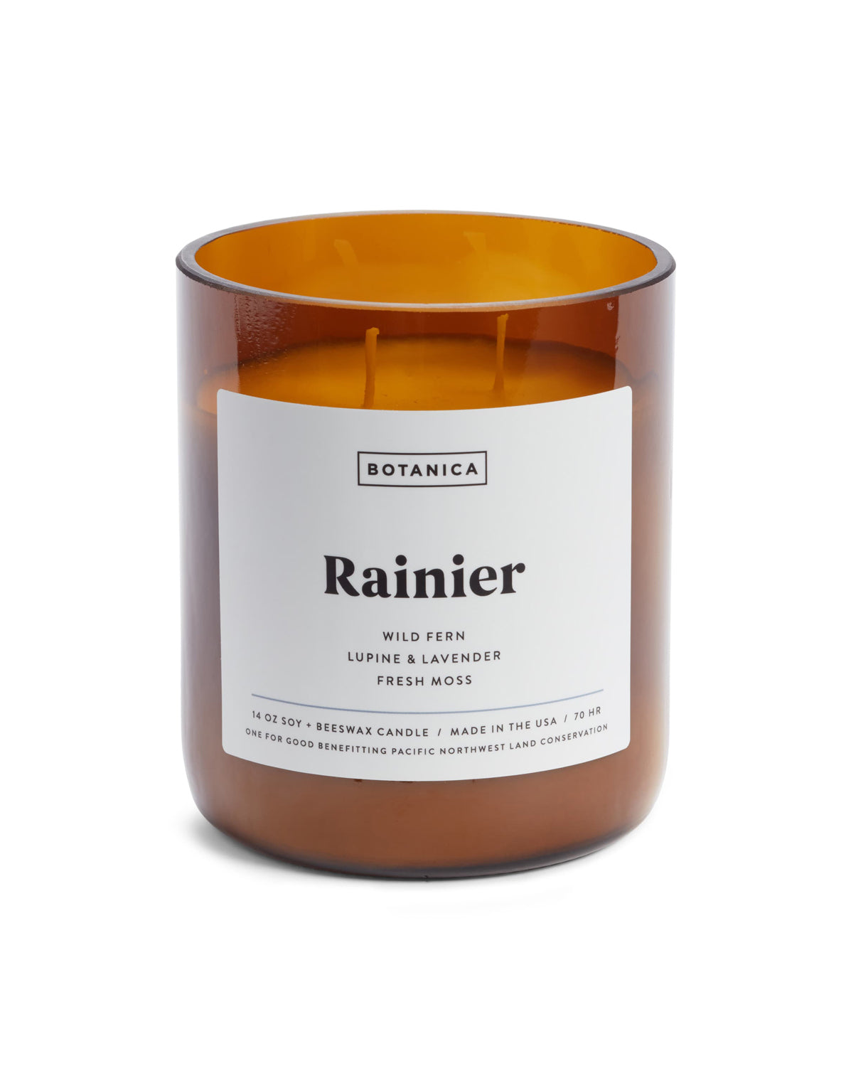 Botanica Large Candle Rainier