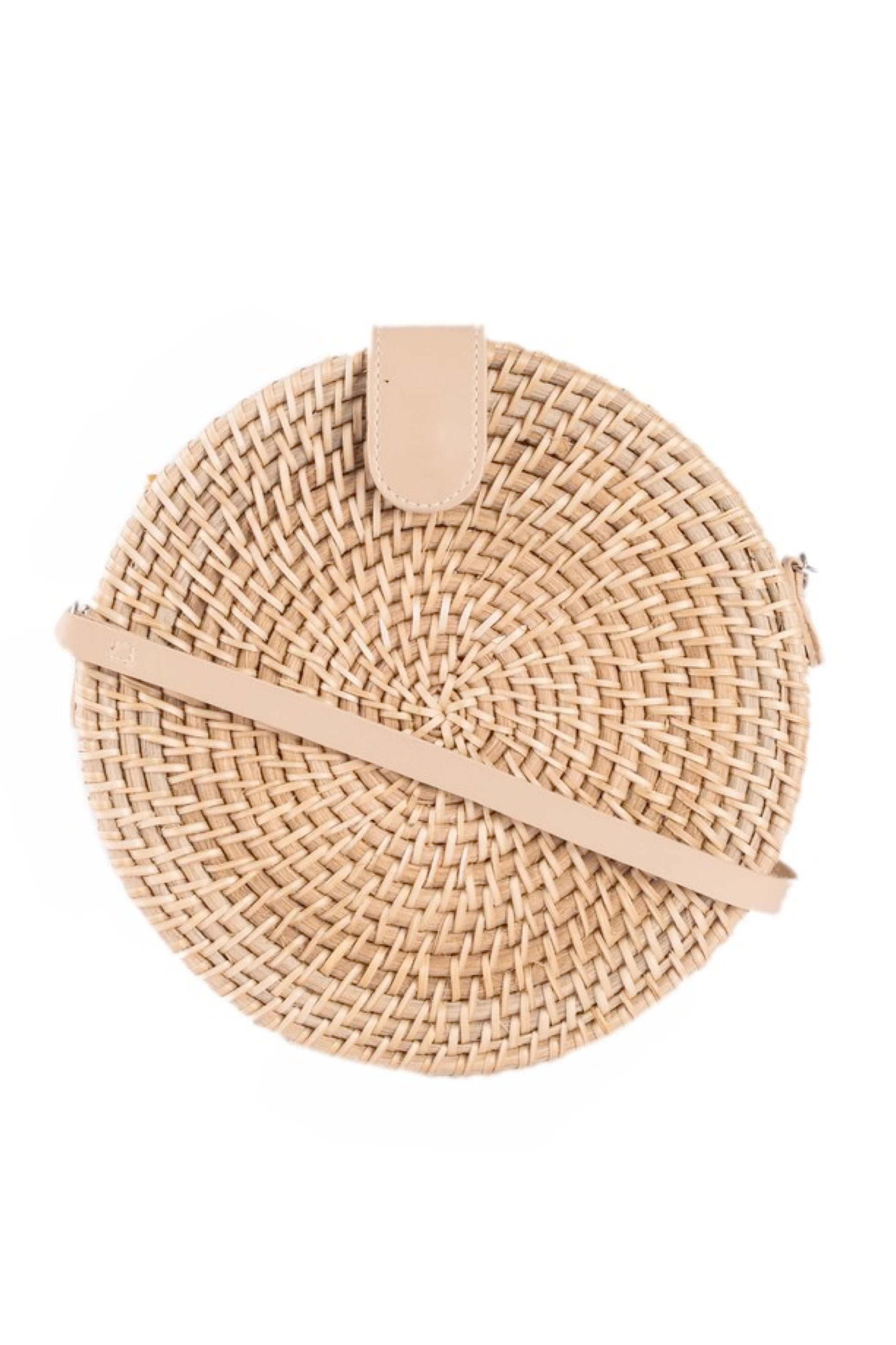 Alicia Crossbody Natural