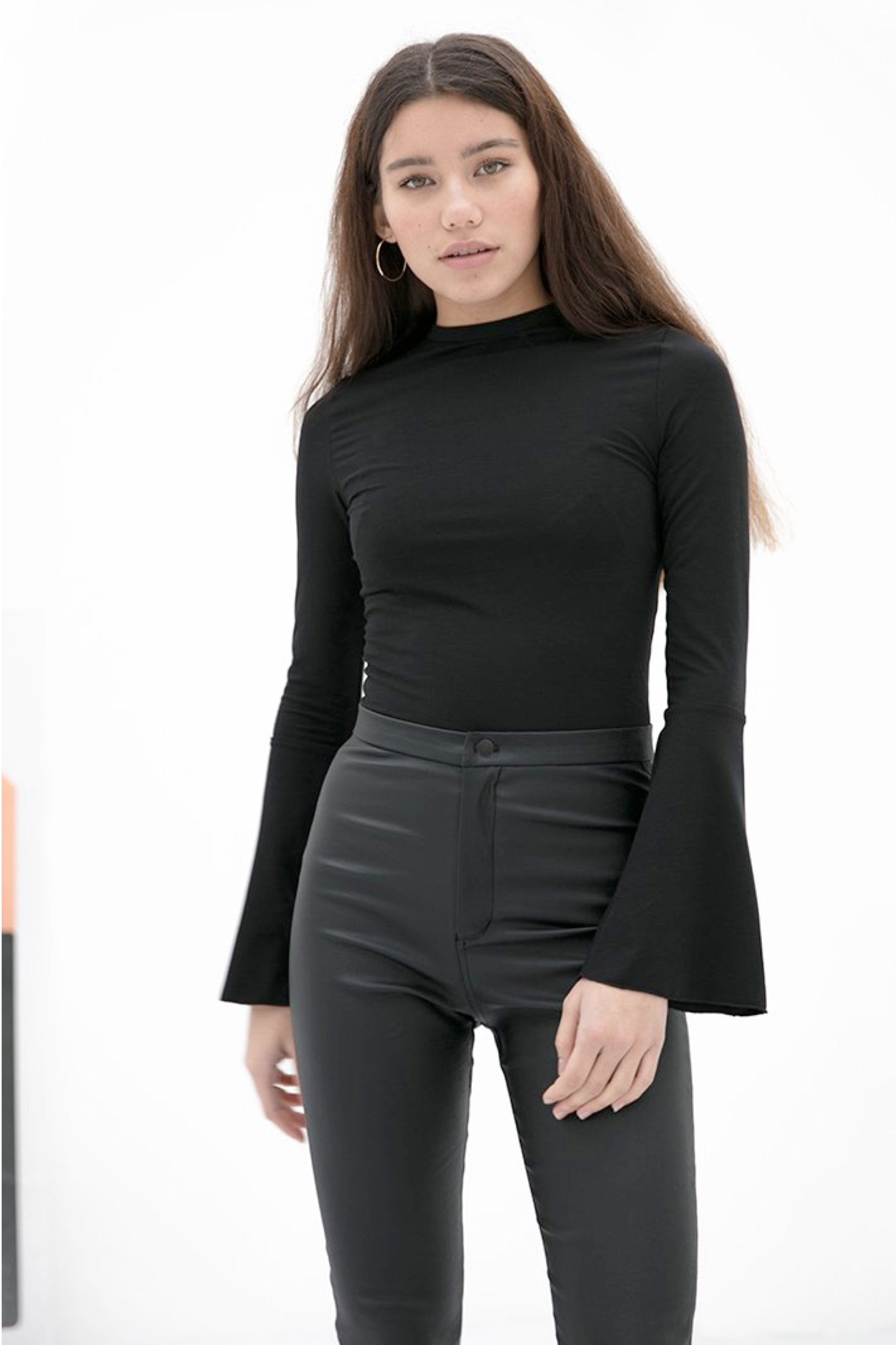 Bea Top Black