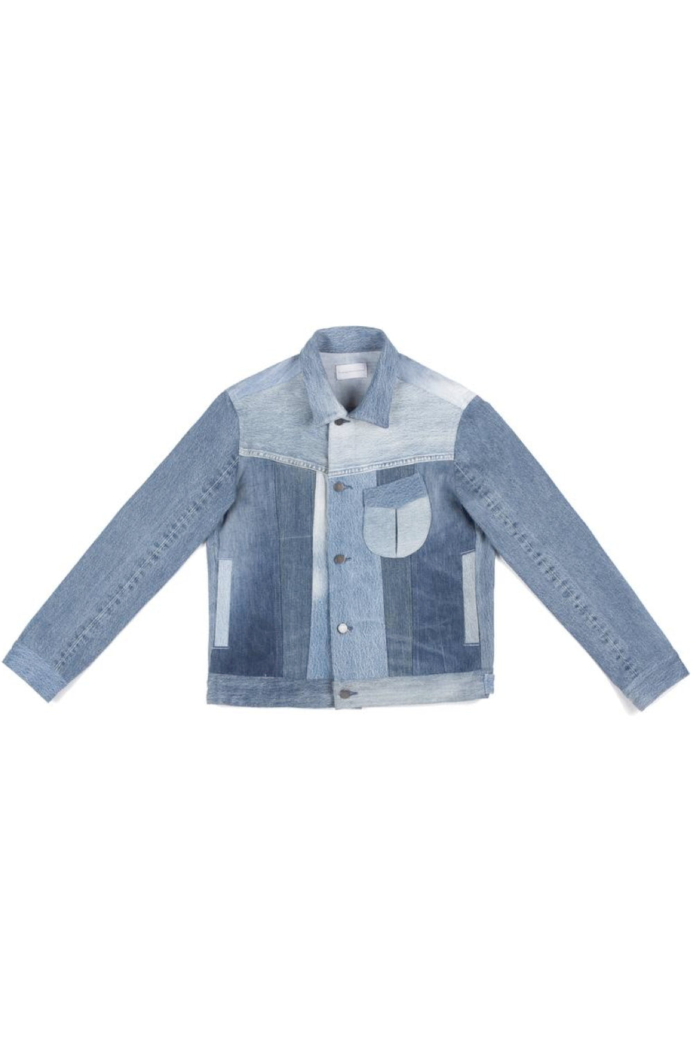 Indigo Denim Motor Jacket