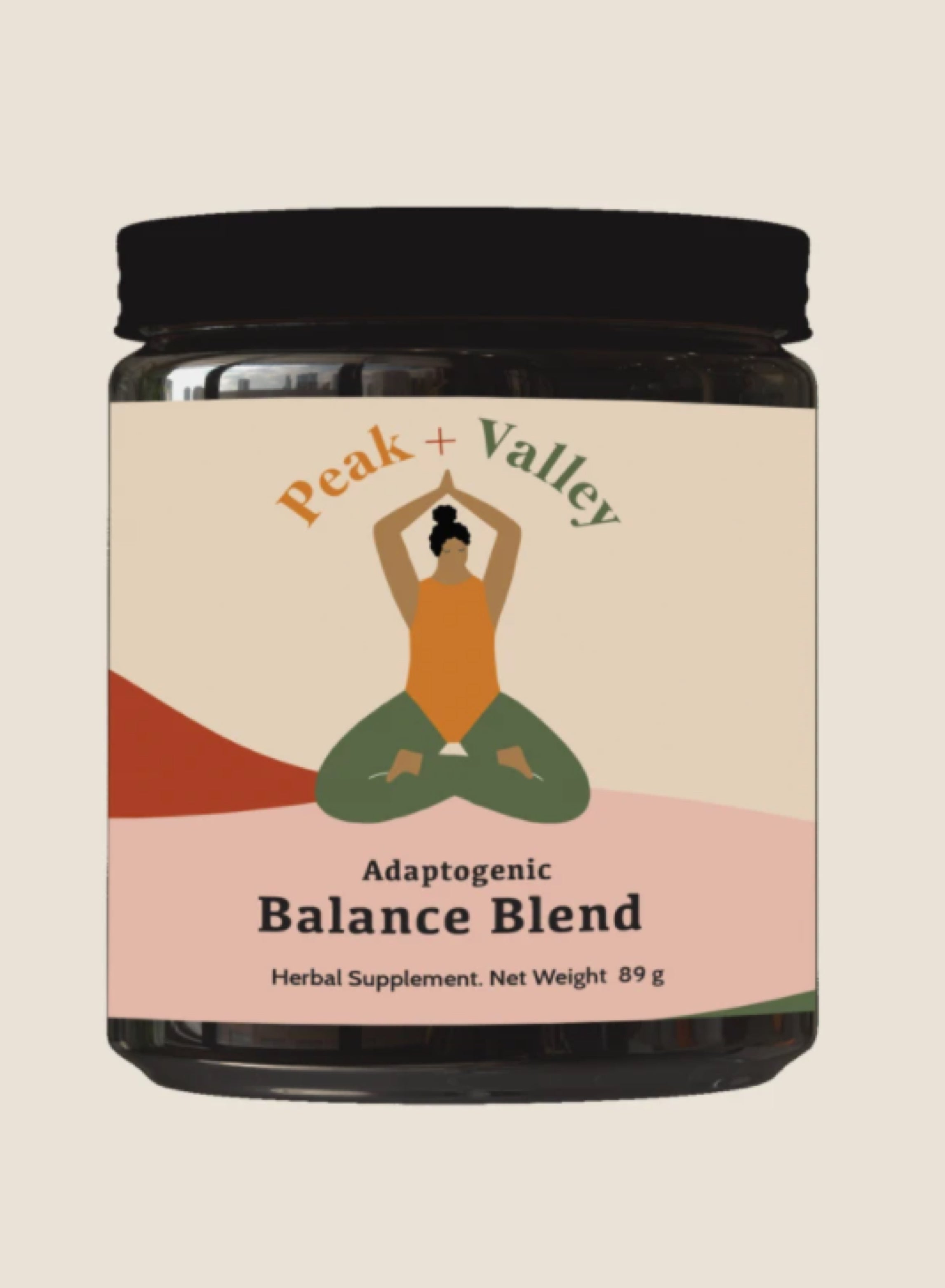 Peak and Valley Balance Blend