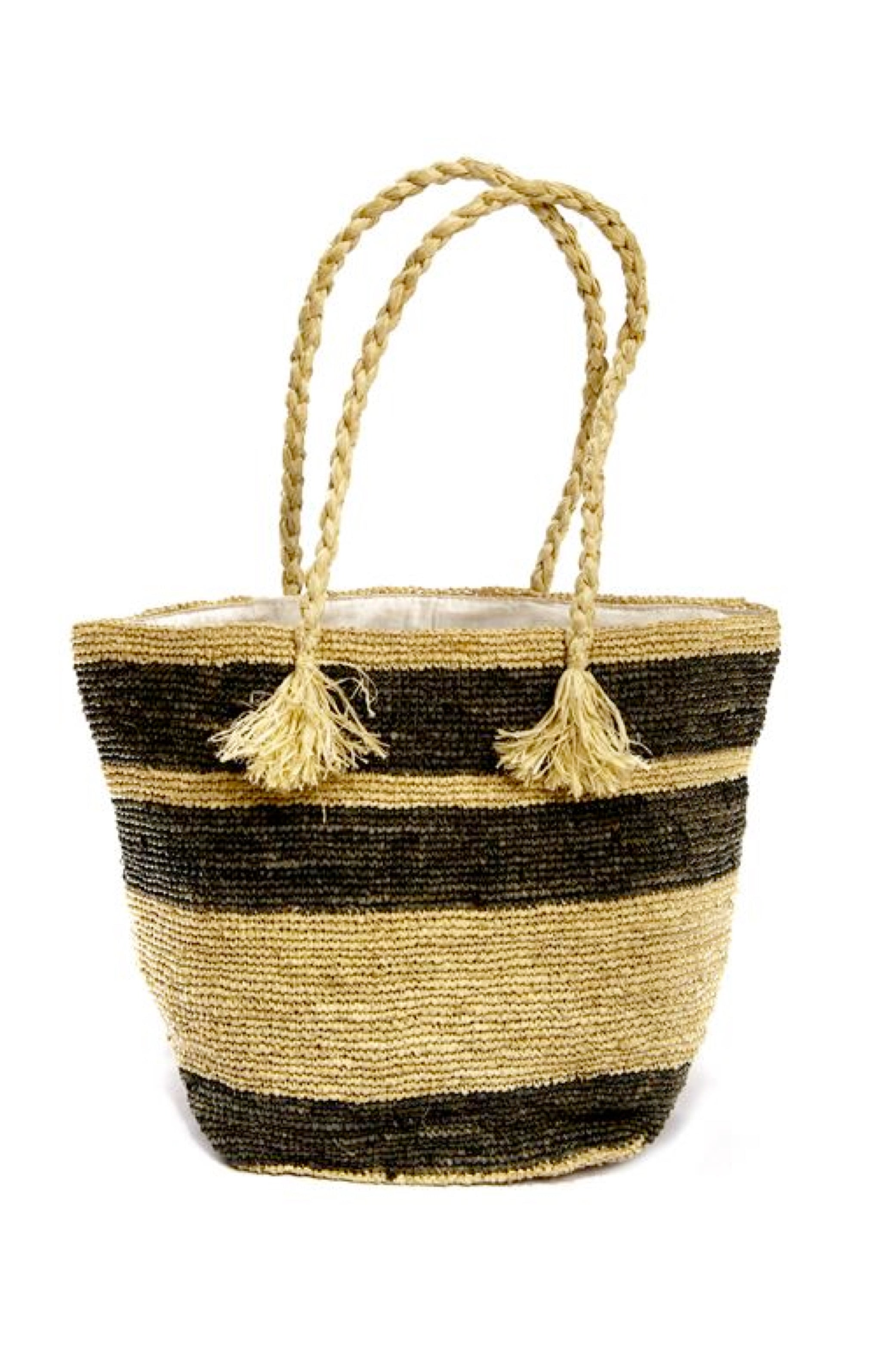Elena Basket Bag
