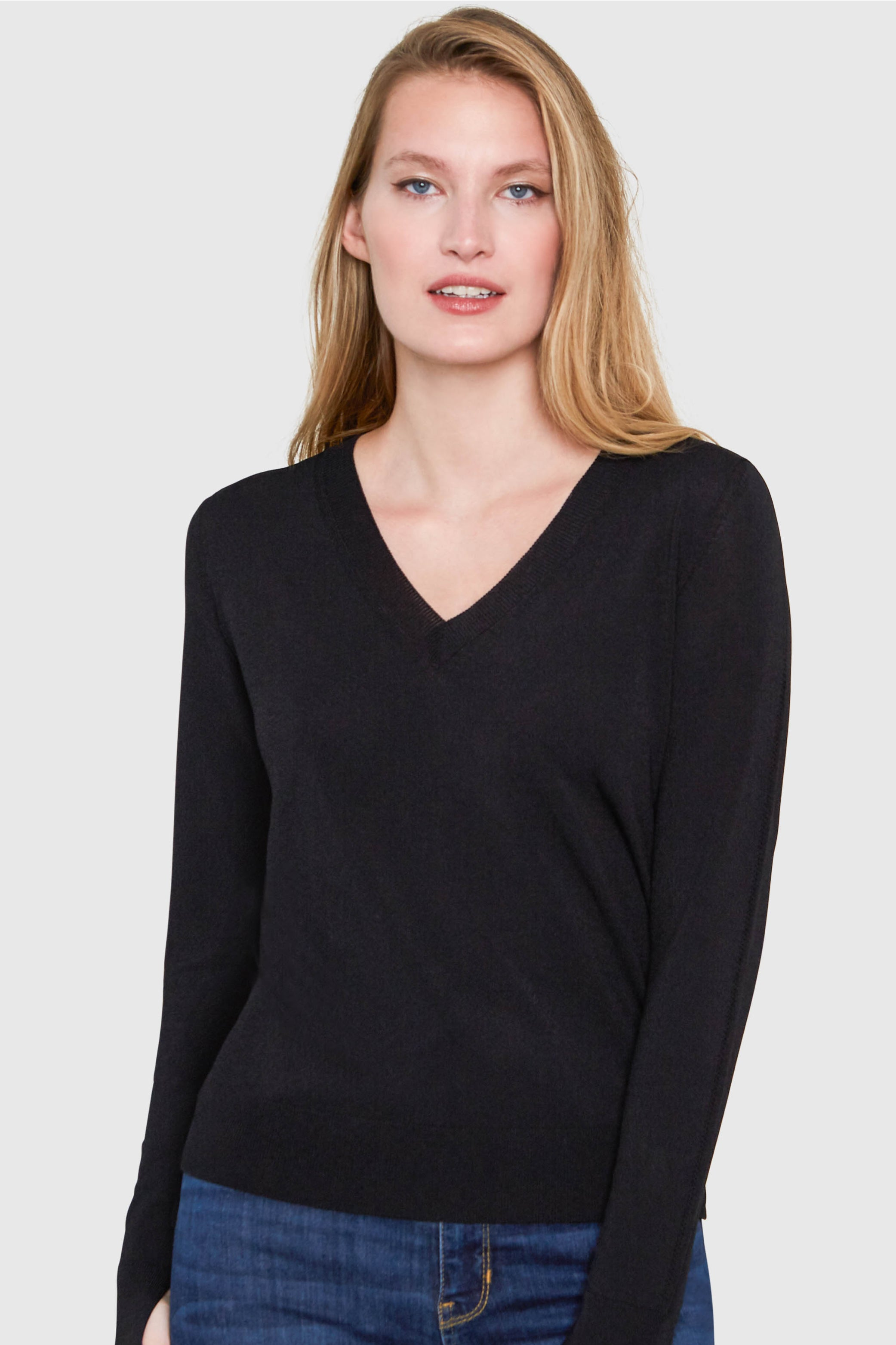 Livia Sweater Black