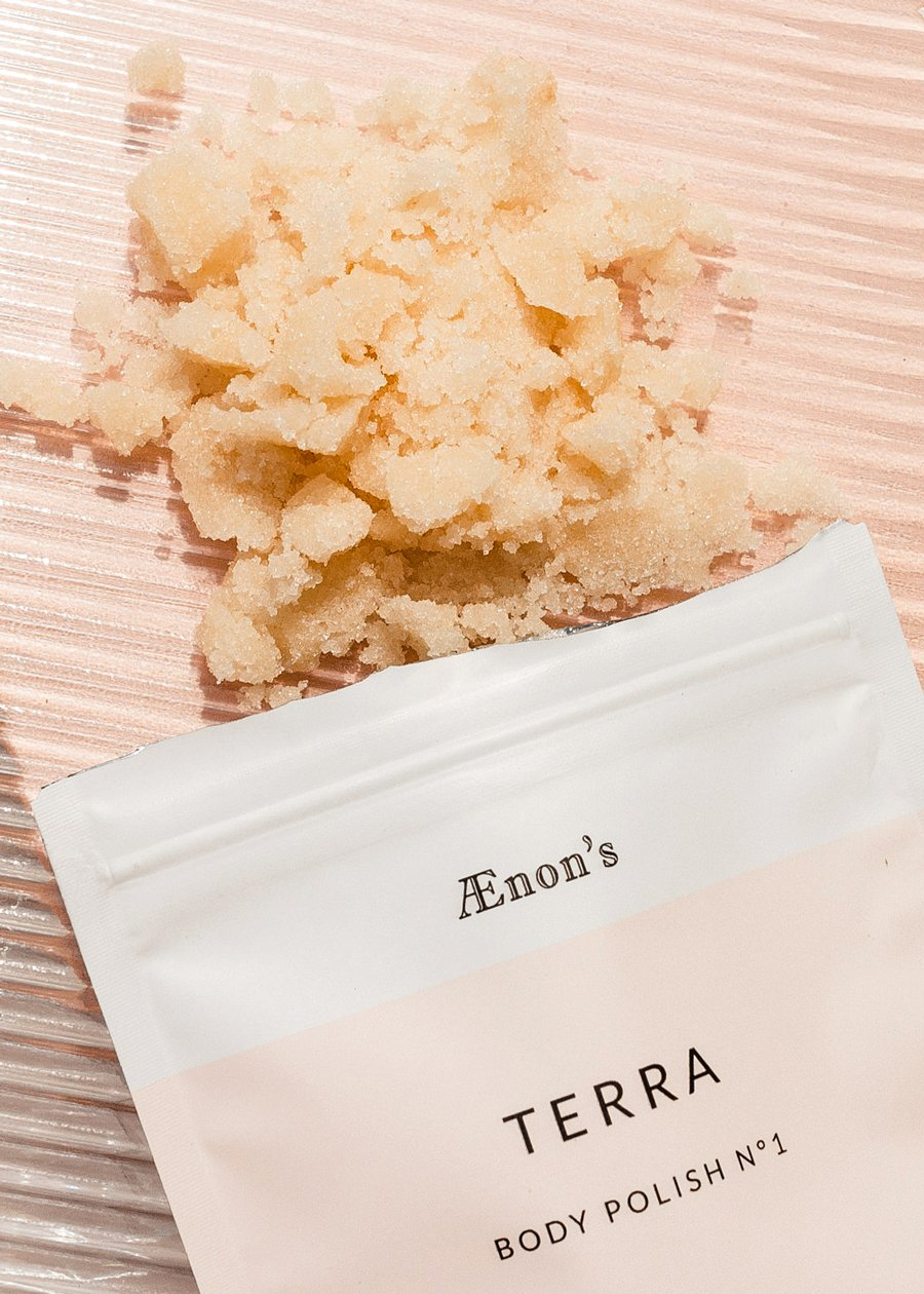 Terra Sugar Body Polish No 1