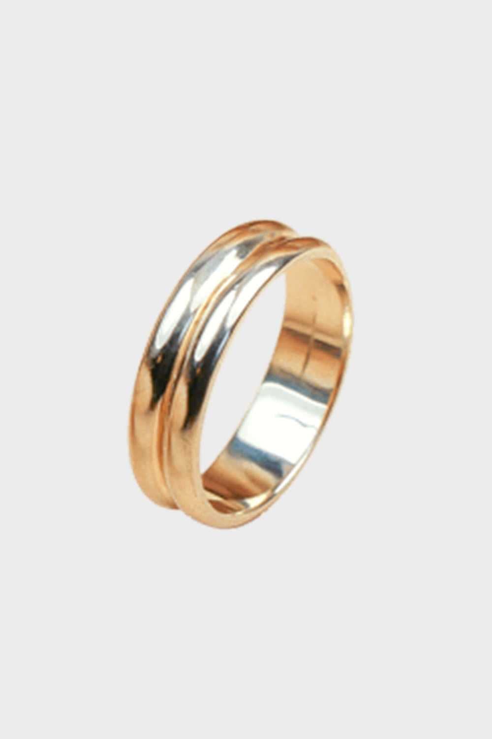 Wilds Double Ring Gold
