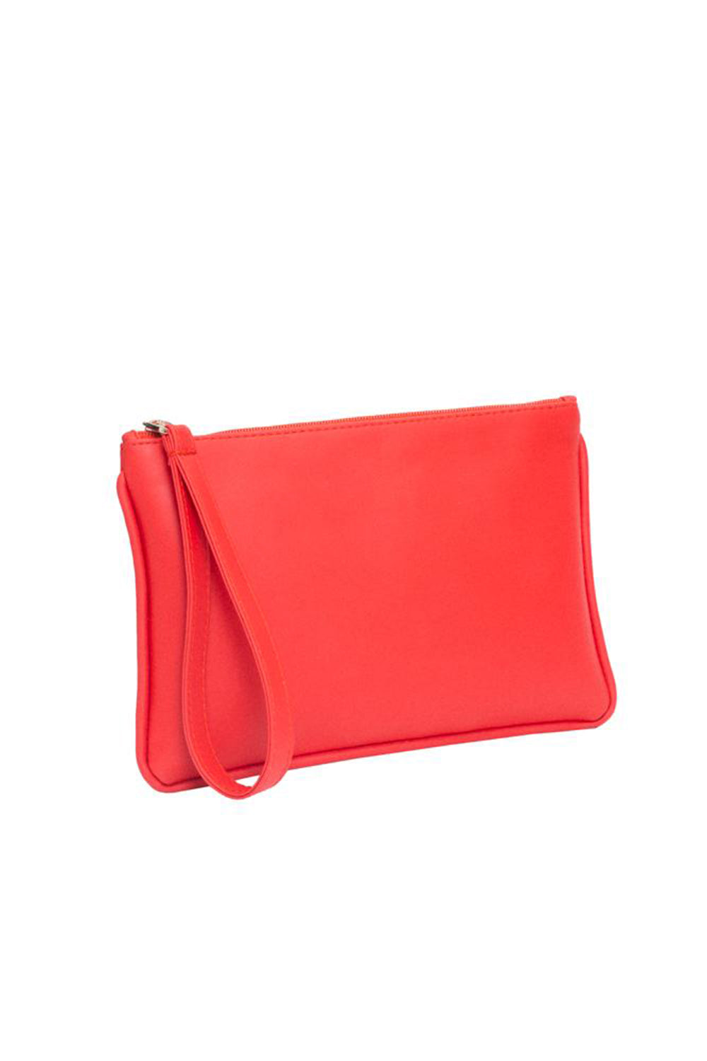 Zipper Clutch Red