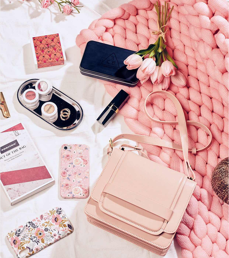 Fiona Bag Blush