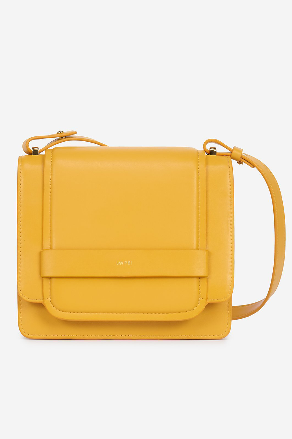 Fiona Bag in Mustard
