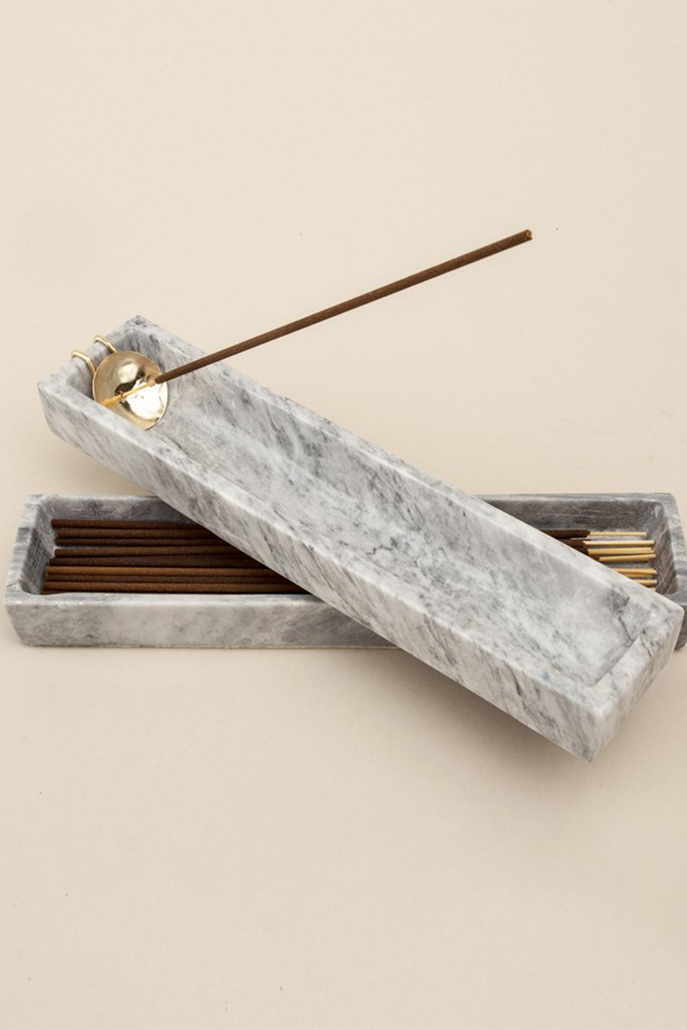 Balance Incense Box in gray