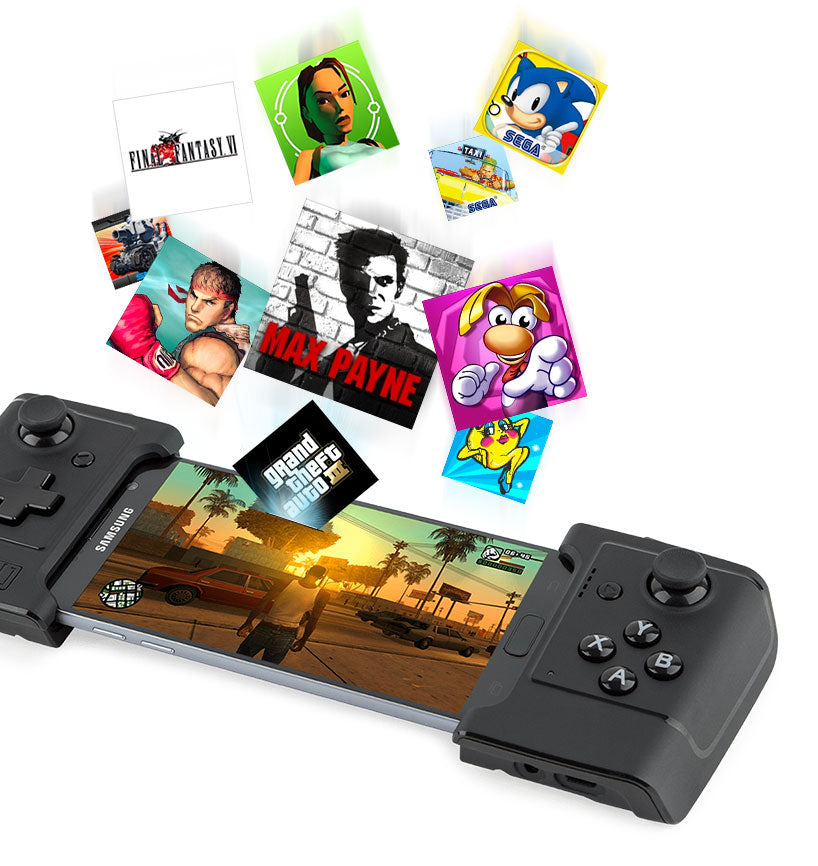 Gamevice iOS controller, left hand