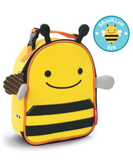 Skip Hop Zoo Lunchie Insulated Kids Lunch Bag- Bee