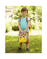 Skip Hop Zoo Lunchie Insulated Kids Lunch Bag- Giraffe