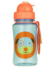 Skip Hop ZOO Straw Bottle- Dog