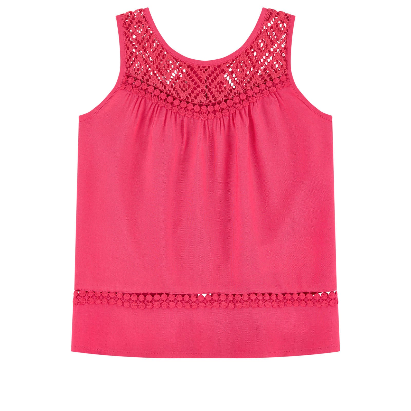 3 Pommes Sleeveless Top