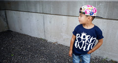 Born to Win Tee