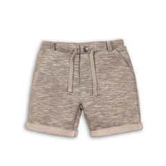 Boys Slub Fleece Shorts