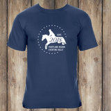 2018 Pony Club Eventing Rally Tee Front