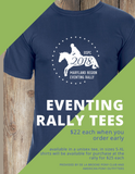 2018 Pony Club Eventing Rally Tee American Pony Outfitters
