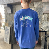 Youth Take Flight Long Sleeve