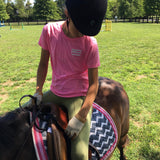 Pink Tack Crossing, Youth
