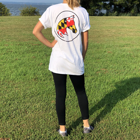 Oversize Maryland Pony Tee