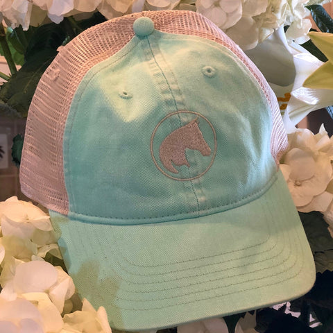 APO Trucker Cap, Sea Foam Green