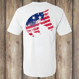 Patriot Pony Mens Back American Pony Outfitters