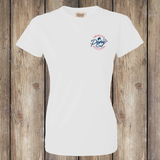 Patriot Pony Women's T-Shirt Front American Pony Outfitters