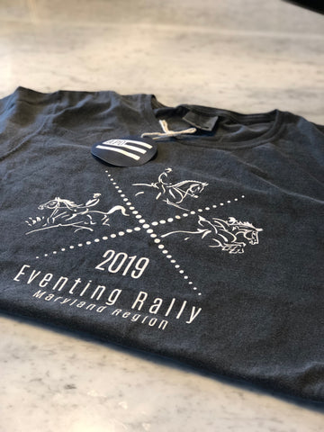 2019 Eventing Rally Tee (Ladies)