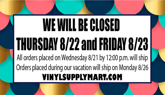 CRAFT VINYL SUPPLY, SUPPLIES, VINYL, CRAFTING