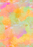 *Bright Watercolor Pattern