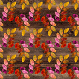 *Rustic Color Leaves