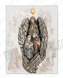 *Angel Nativity Transfer