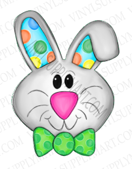 *Bunny / Boy - SUBLIMATION TRANSFER