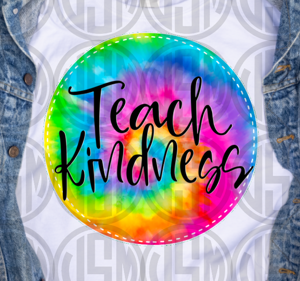 *Teach Kindness - Transfer