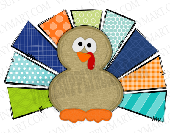 *Turkey - Boy - SUBLIMATION TRANSFER