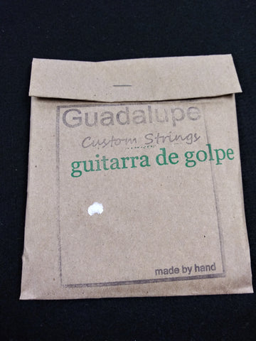 GUADALUPE CUSTOM STRINGS GUITARRA DE GOLPE