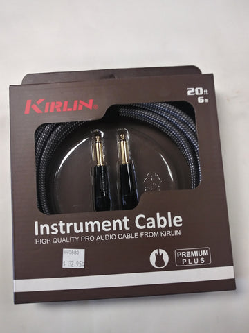 Cables Instrument Kirlin
