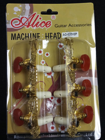 Alice Guitar Machine Head Classical AO-02V2P