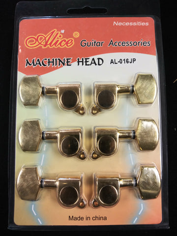 Alice Guitar Machine Head Acoustic AL-016JP