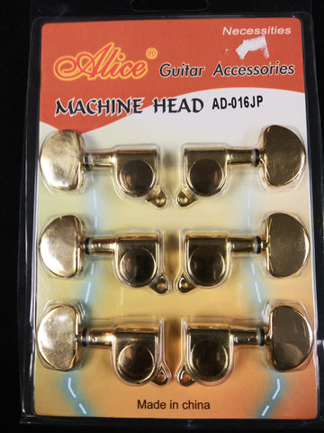 Alice Guitar Machine Head Acoutic Ad-016JP
