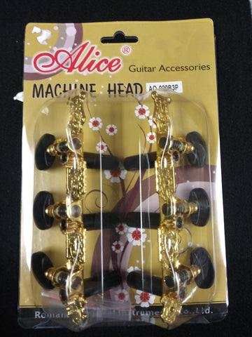 Alice Guitar Machine Head Classical AO-020B3P