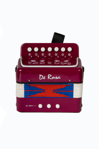 FEVER AC7-DPK PLASTIC KIDS MINI ACCORDION