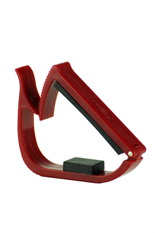 ALICE GC-A007E-C-RD PLASTIC CLASSICAL GUITAR CAPO SORTED COLORS