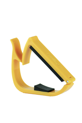 ALICE GC-A007E-C-YW PLASTIC CLASSICAL GUITAR CAPO SORTED COLORS