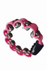 ALICE ATB001-PK PEONY FLOWER SHAPED TAMBOURINE